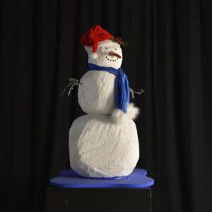 Snowman A