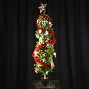 Christmas Tree - decorated