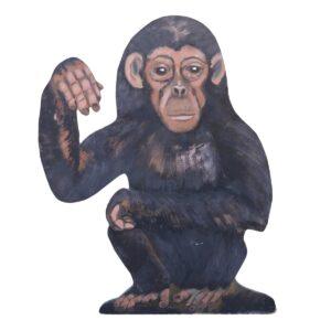 Cutout - Monkey A
