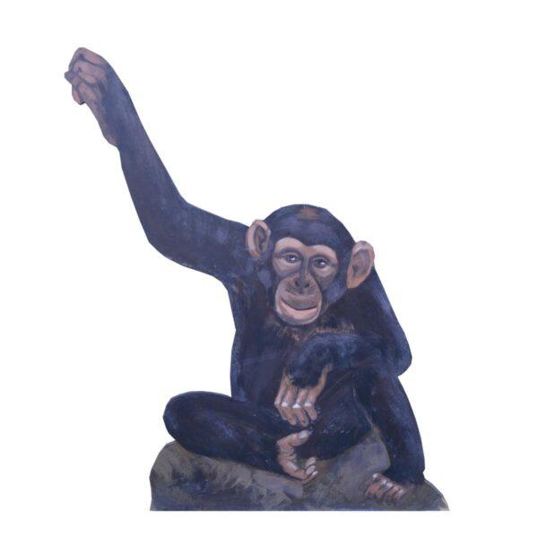 Cutout - Monkey B