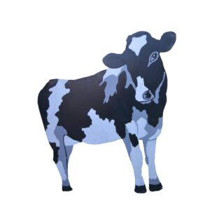 Cutout - Dairy Cow