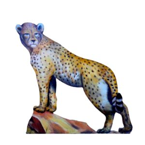 Cutout - Cheetah