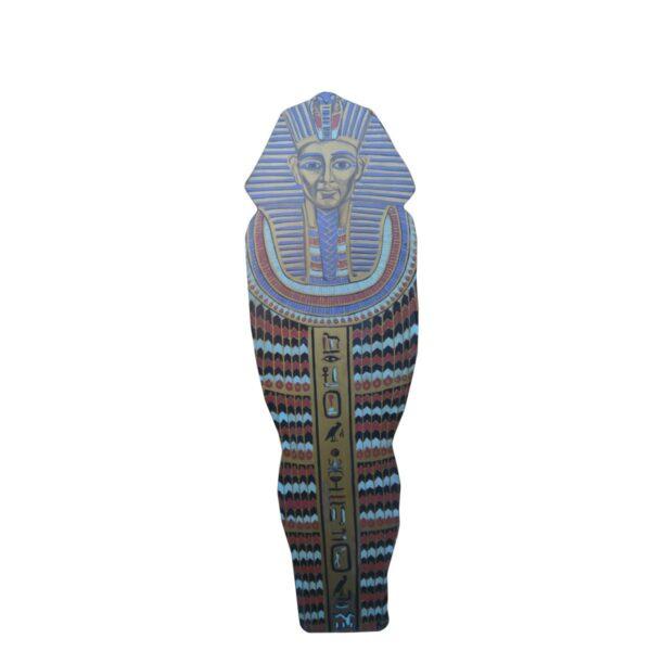 Cutout - Egyptian Sarcophagus