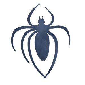 Cutout - Horror Spider