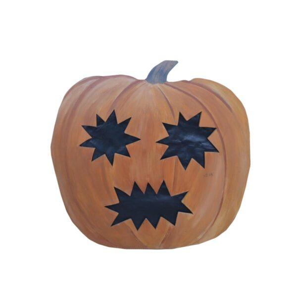 Cutout - Pumpkin Head A