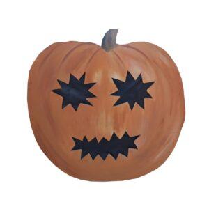 Cutout - Pumpkin Head B
