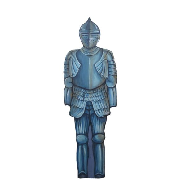 Cutout - Knight in Armour Type 1