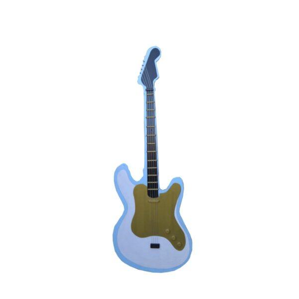 Cutout - Guitar A