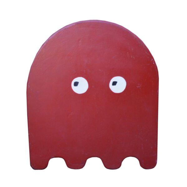 Cutout - Pacman Ghost