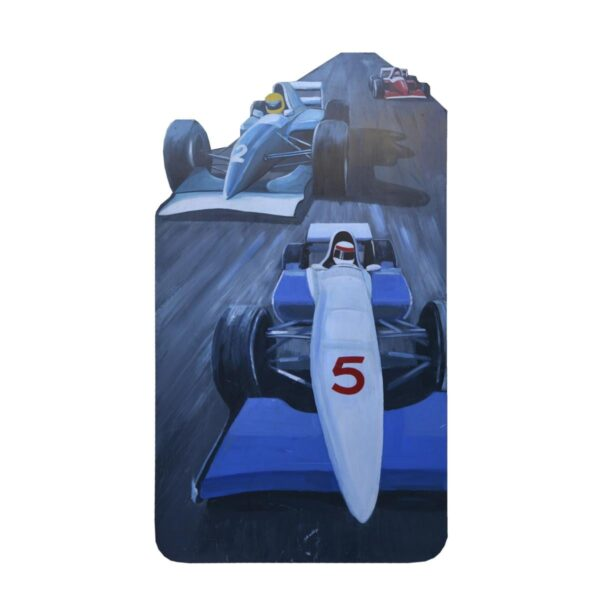 Cutout - Grand Prix Racing Car