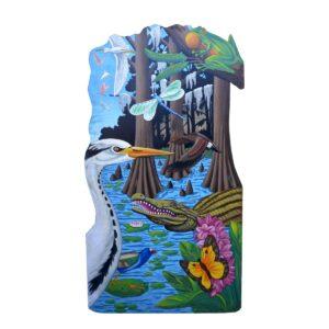 Cutout - Everglades Animals