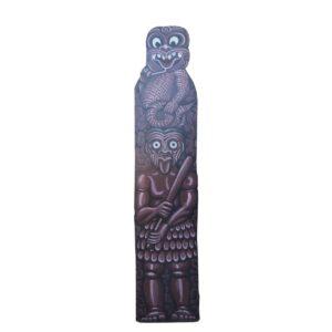 Cutout - Maori Totem A