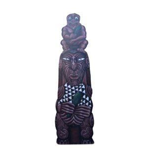 Cutout - Maori Totem B