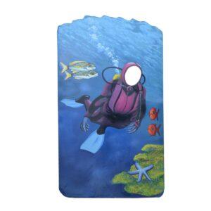 Cutout - Scuba Diver Photo Op. A