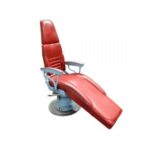 Medical - Dentist Chair Red