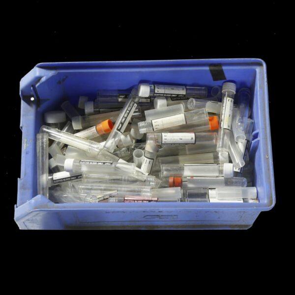 Medical - Assorted Test Tubes