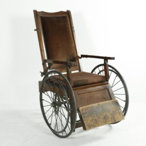 Medical - Antique Wheel Chair