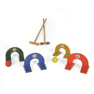 Sport - Croquet Set, colourful