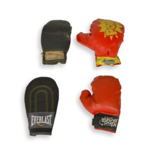 Sport - Boxing Glove red, pair