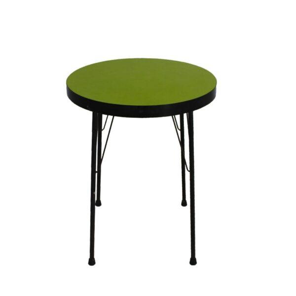 Table - Lime Green Circular Table