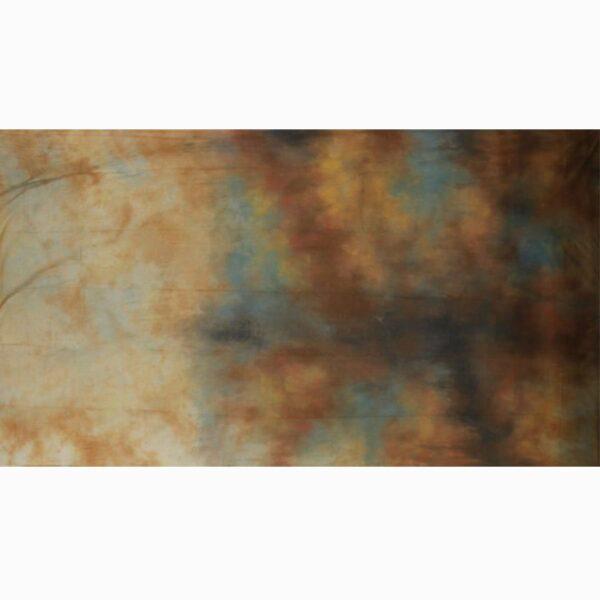 Mottled Tonal Brown Painted Backdrop BD-1025-0