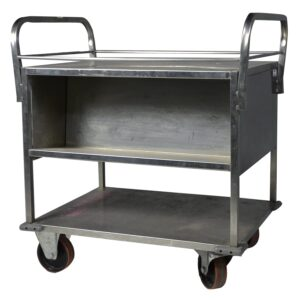 Medical - Stainless Steel Table Trolley