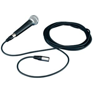 Compact AV - Microphone and Cable