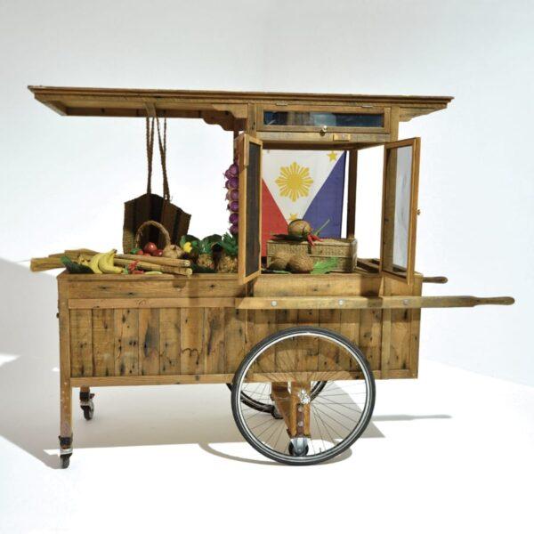 """Cart 20: Modern Asian Cart - """"Sate Ayam""""-18979"""
