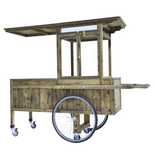 """Cart 20: Modern Asian Cart - """"Sate Ayam"""""""
