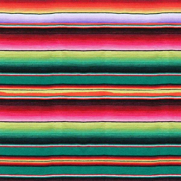 Mexican Blanket, multi-coloured
