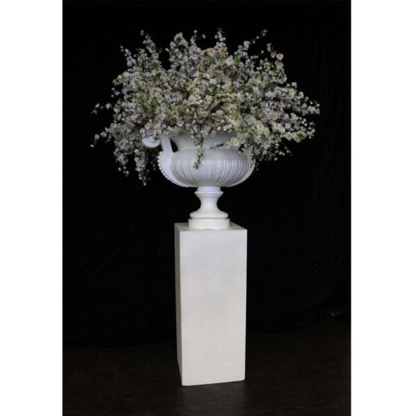 Classical Urn - Large, with plinth (extra charge)
