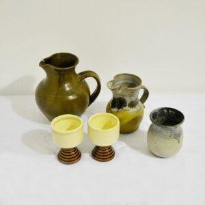 Ceramic Tableware, assorted pieces