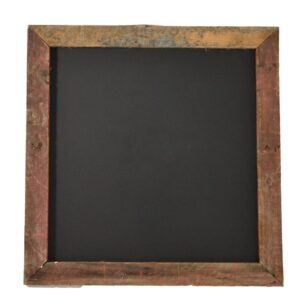 Menu Blackboards - Large Rustic Frame