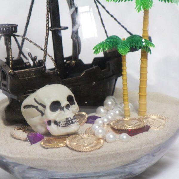 Pirate Centrepiece