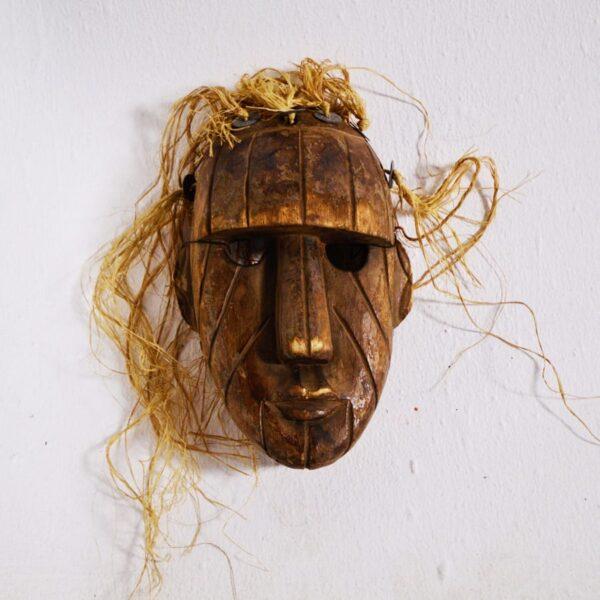 African Idols, wood