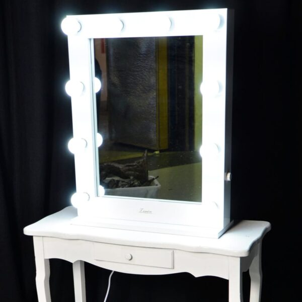 LED Dressing Room Makeup Mirror - Sydney Prop Specialists