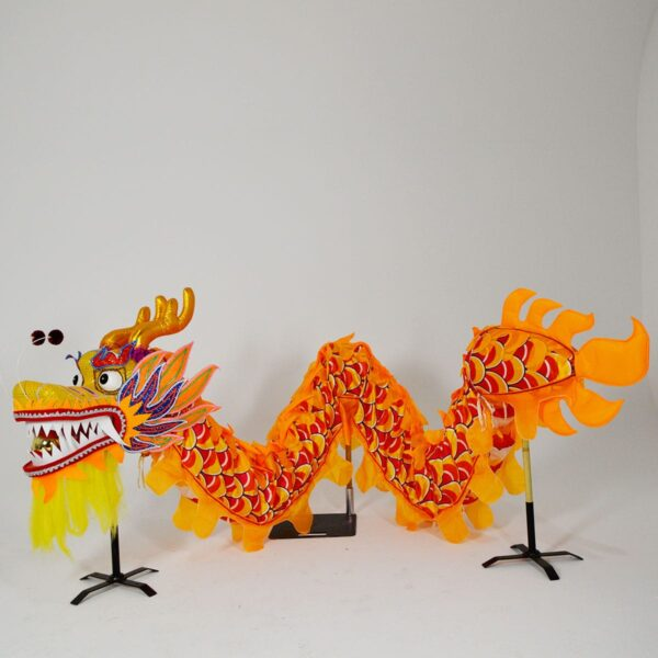 Medium Chinese Dance Dragon-0