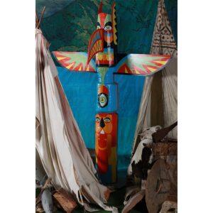 American Indian Totem-0
