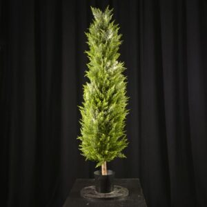 Artificial Conifer Tree - Medium-0