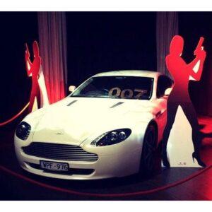 Aston Martin 2008 Coupe Car-0