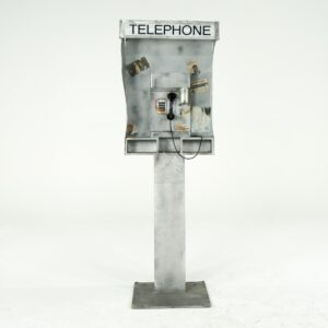 Telephone stand, New York Style for hire - sydney props