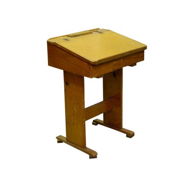 School Desk - Single Seat-0