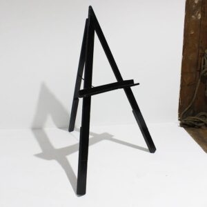 Black Wooden Easel-0