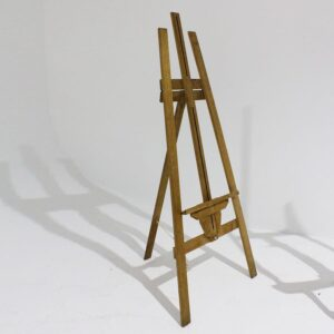 Natural Wooden Easel-0