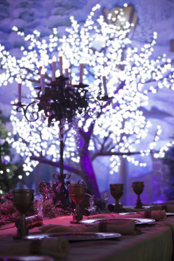 Tree Illuminated Blossom - Medium-18341