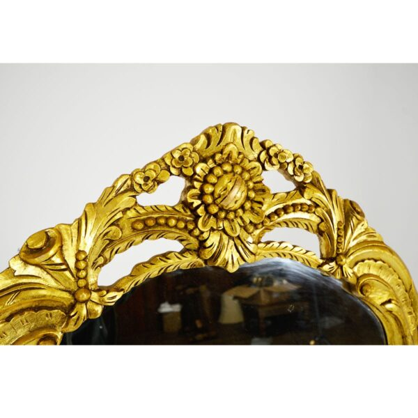Gold Gilt Mirror-18269