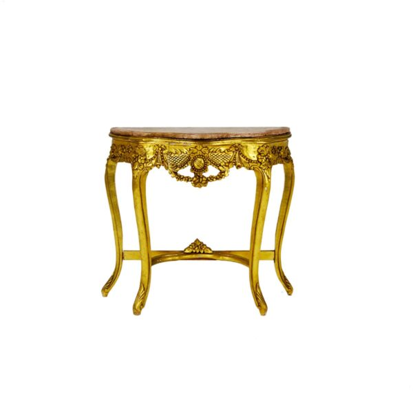 Gold Gilt Hall Stand -0