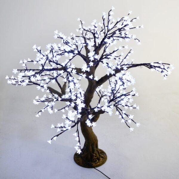 Tree Illuminated Blossom - Medium-0