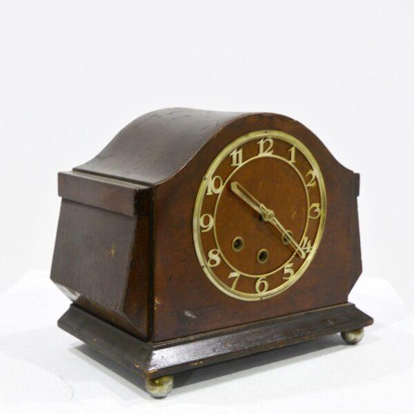 Mantel Clocks, Vintage Wooden-18414