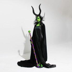 Maleficent Fairytale Statue-0